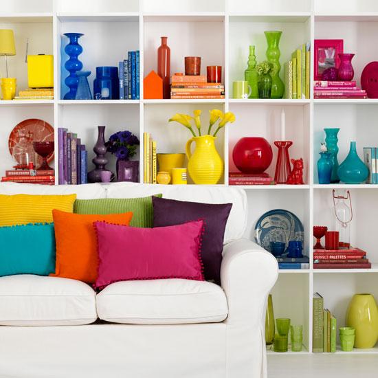 رنگ ها و اهمیت آن در دکوراسیون