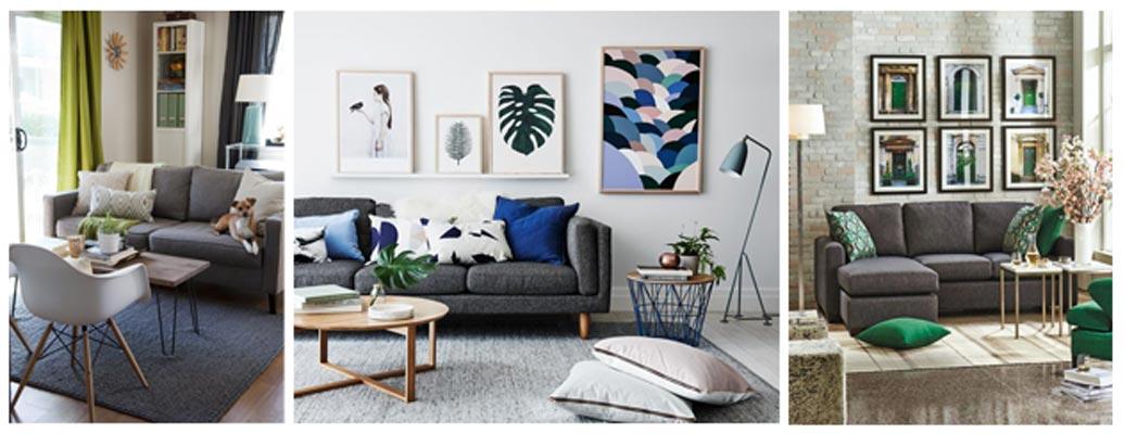 برشهای هندسی هنری و جذاب در دیزاین آپارتمان