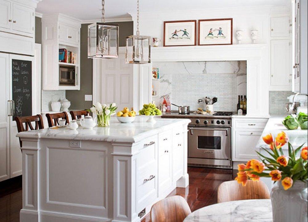 اصول طراحی آشپزخانه در سال 2018