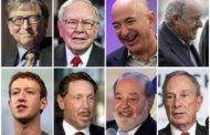 ثروتمندترین افراد جهان در سال ۲۰۱۷- قسمت اول