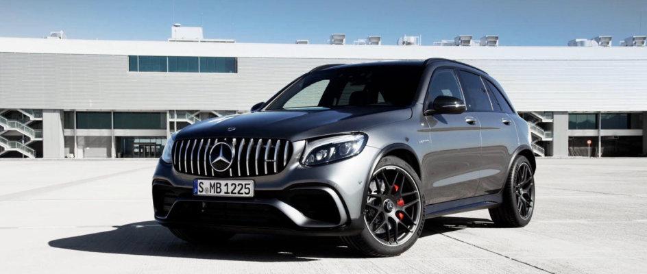 بررسی 2018 Mercedes-AMG GLC63 S Coupe 4Matic