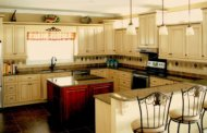 طراحی آشپزخانهبه شکل U