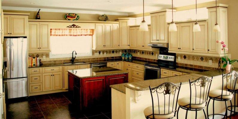 ترفندهای بزرگ کردن آشپزخانه