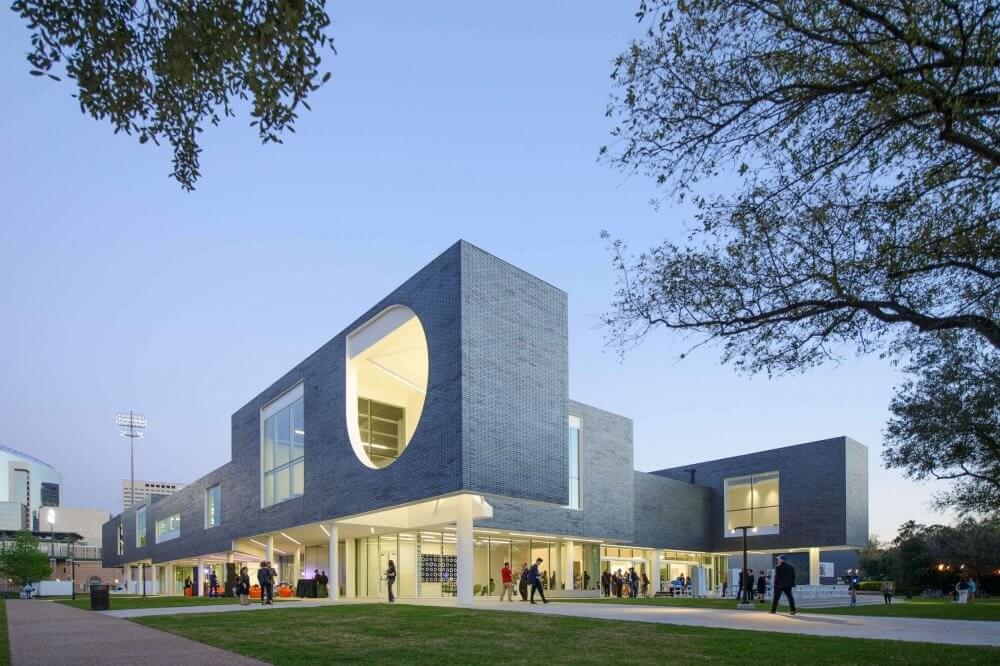 اصول معماری نوین  در طراحی نمای ساختمان