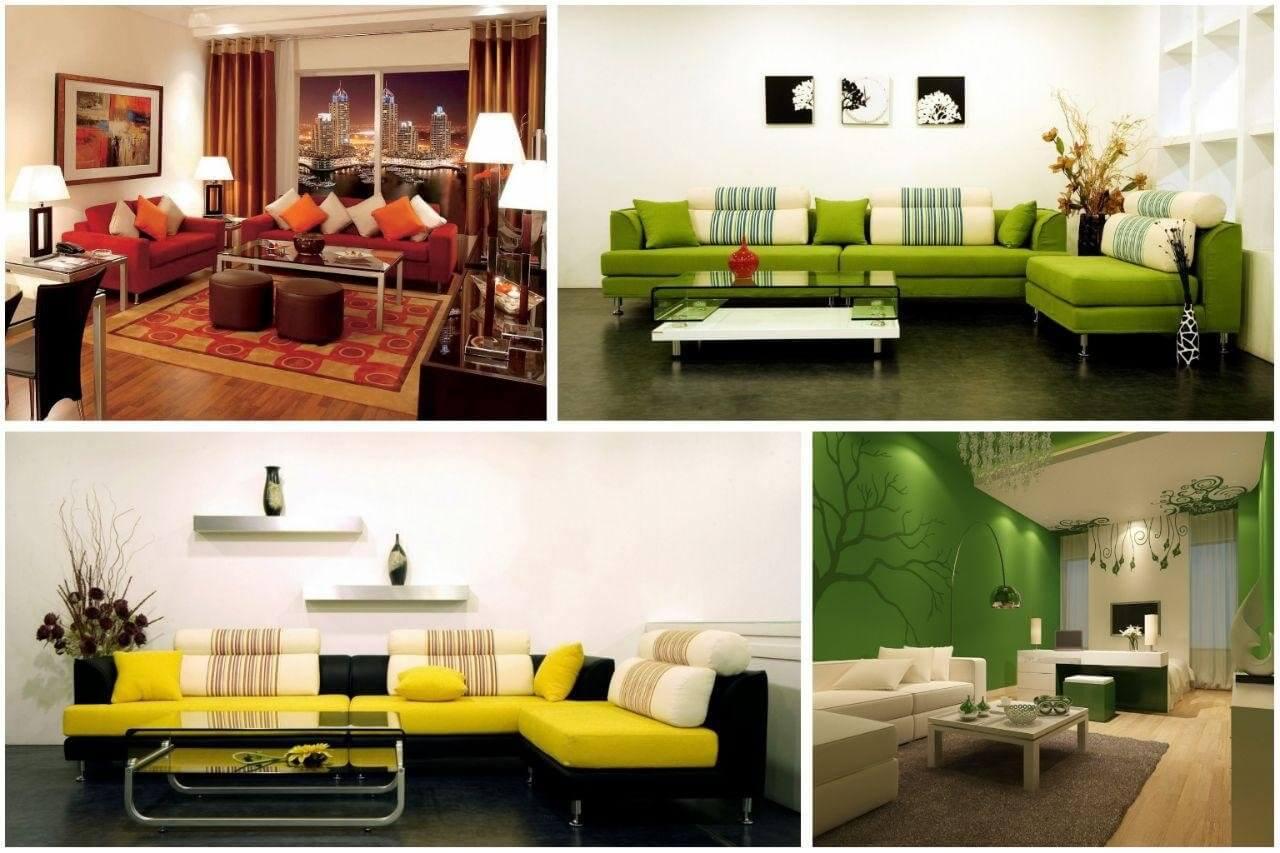 دکوراسیون منزل با رنگهای همخانواده یا رنگهای متضاد؟