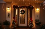 دکوراسیون منزل با تم کریسمس