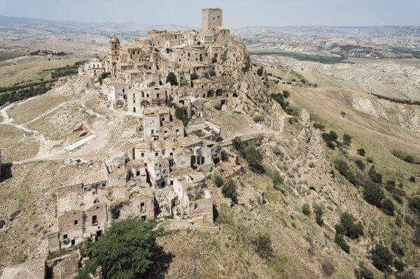 فراموش شده ترین مکان های دنیا که معماری زیبایی