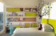 چیدمان منزل در اتاق خواب کودک