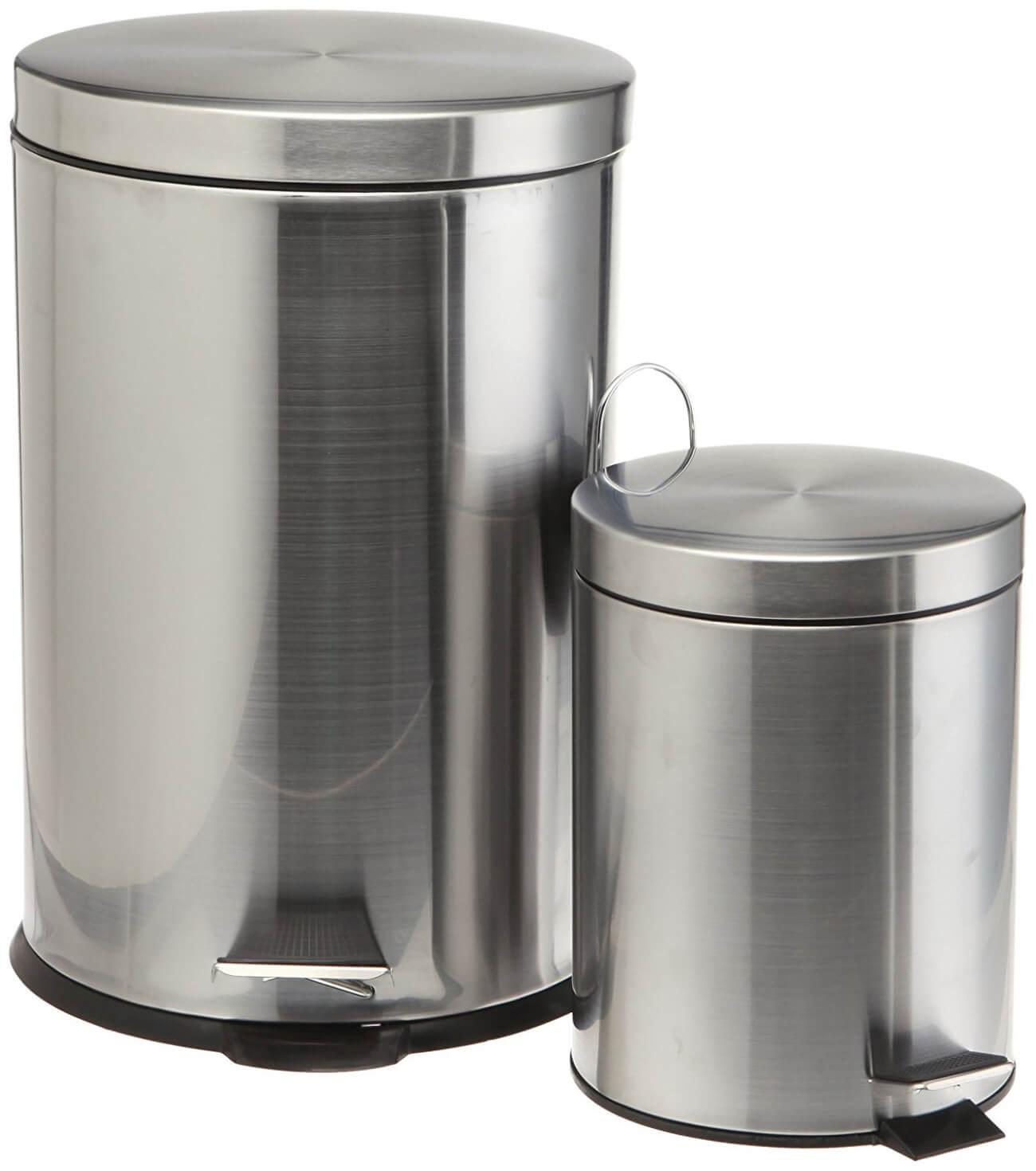 سطل زباله استیل تاچ بین
