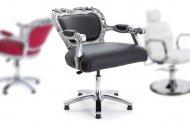 صندلی آرایشگاهی دست دوم