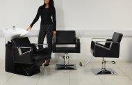 صندلی آرایشگاهی سه تیکه