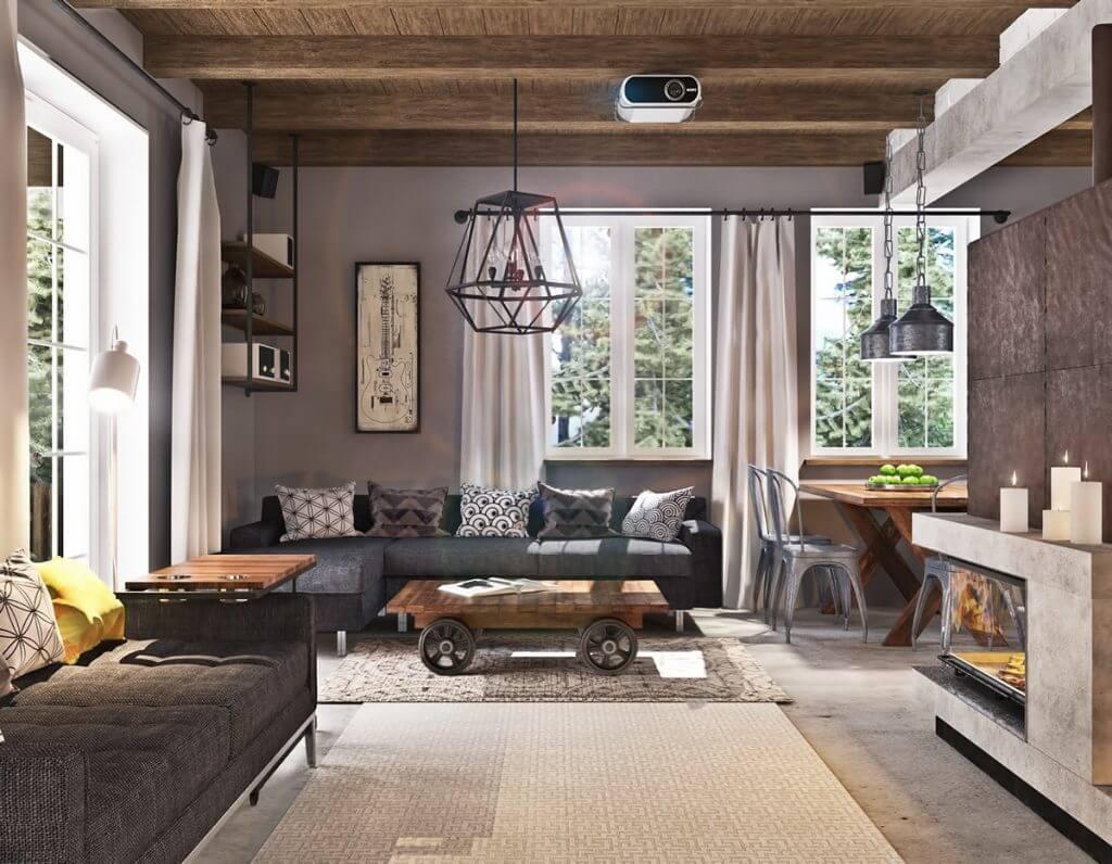 دکوراسیون منزل سبک مدرن