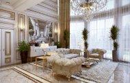 دکوراسیون منزل به سبک نئوکلاسیک