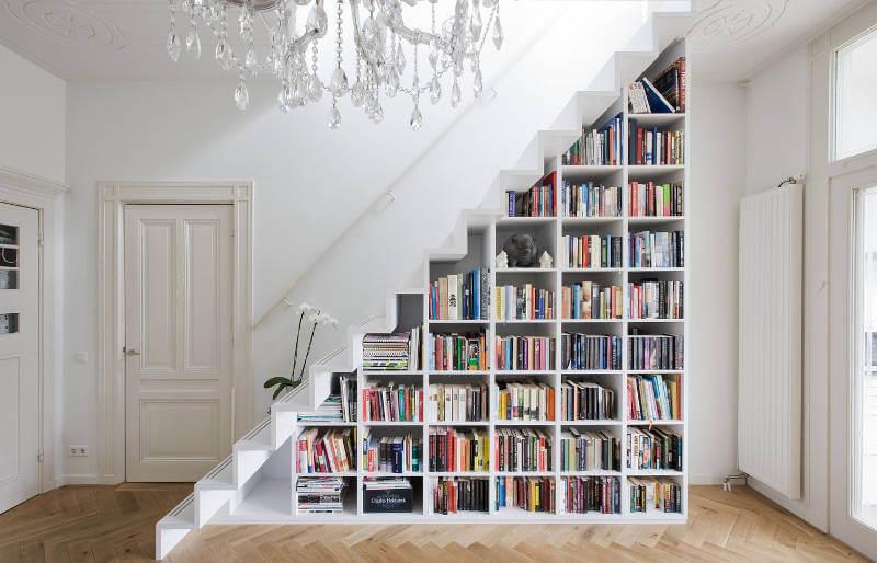 انواع کتابخانه خانگی