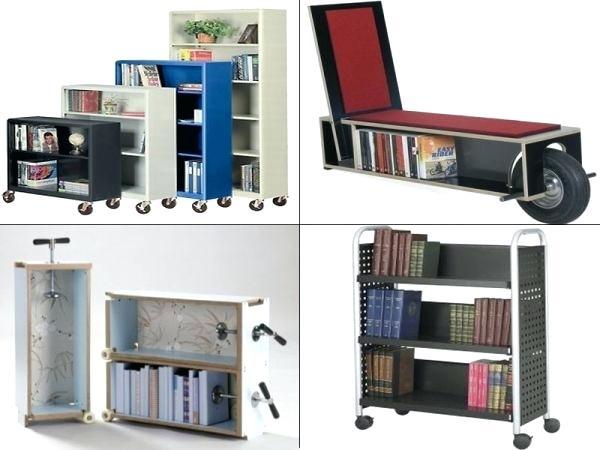 کتابخانه خانگی قابل حمل
