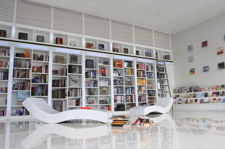 کتابخانه خانگی غیر قابل حمل