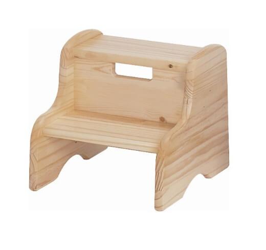 زیر پایی اداری چوبی
