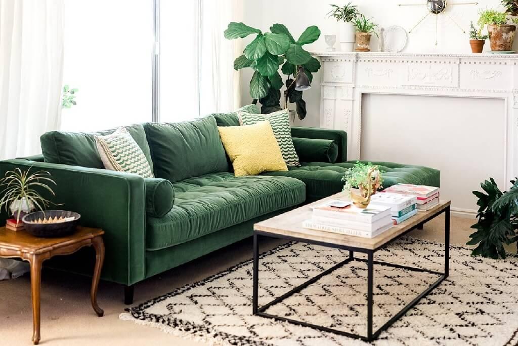 همه چیز درباره انواع مبل و کاناپه