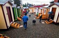 معماری در خدمت بیخانمان ها