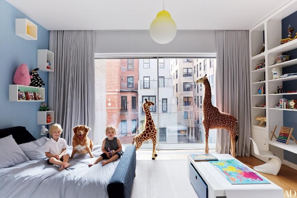 کودکان از دکوراسیون منزل چه میخواهند؟