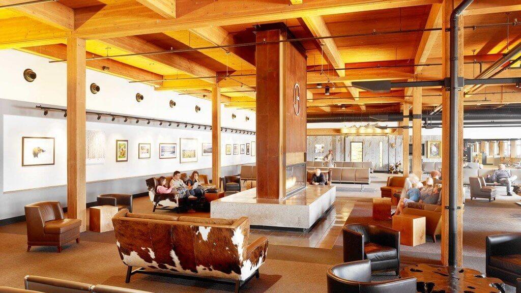 برخی از زیباترین سازههای چوبی جهان