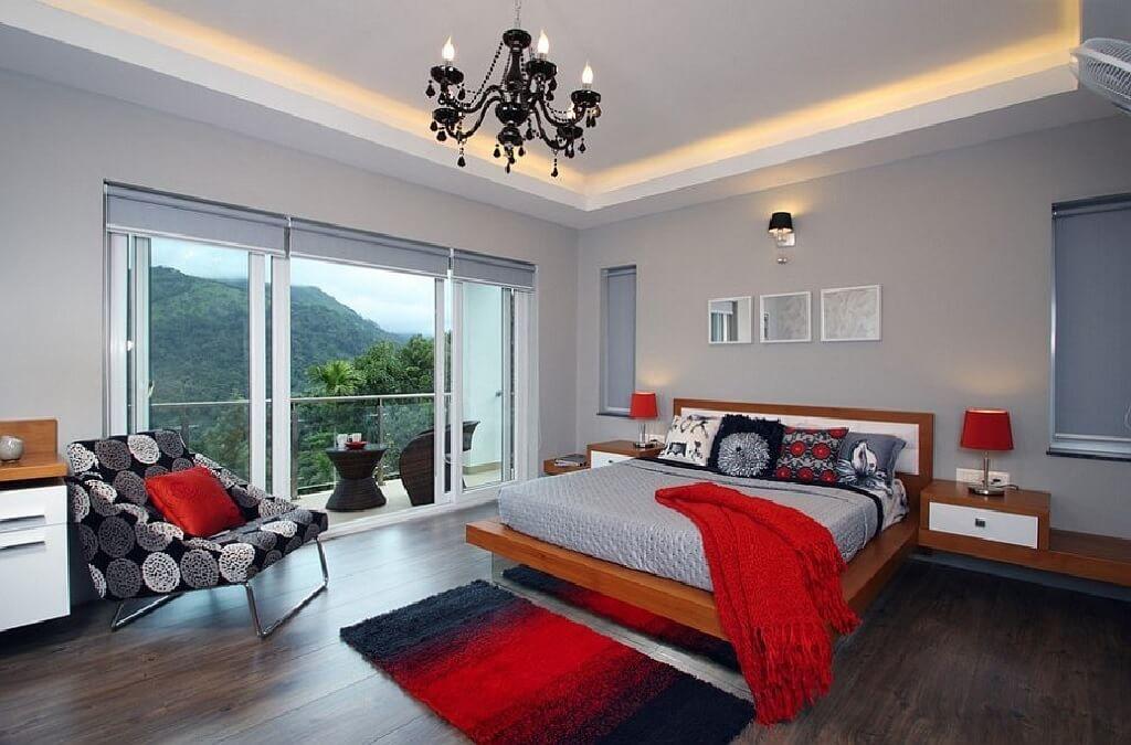اصول استفاده از رنگهای گرم در دکوراسیون خانه