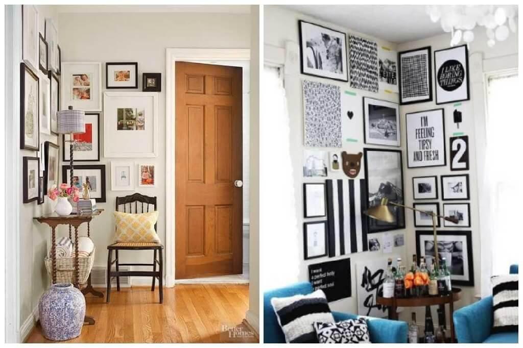 10 ایده برای تزئین گوشهها و فضاهای خالی خانه