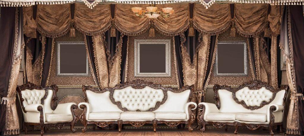 مبلمان منزل سلطنتی