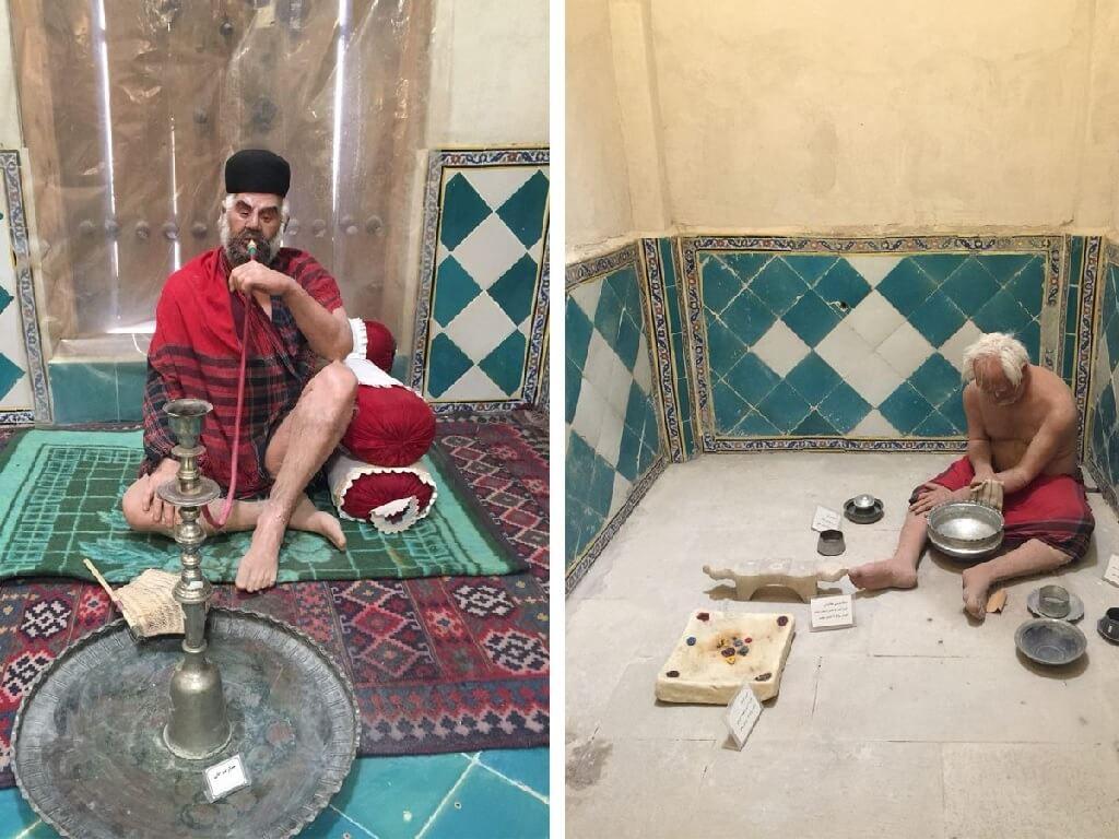 تلفیقی منحصربه فرد از معماری ایرانی و اروپایی