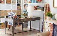 ده ایده برای داشتن اتاق کاری خلاقانه در خانه