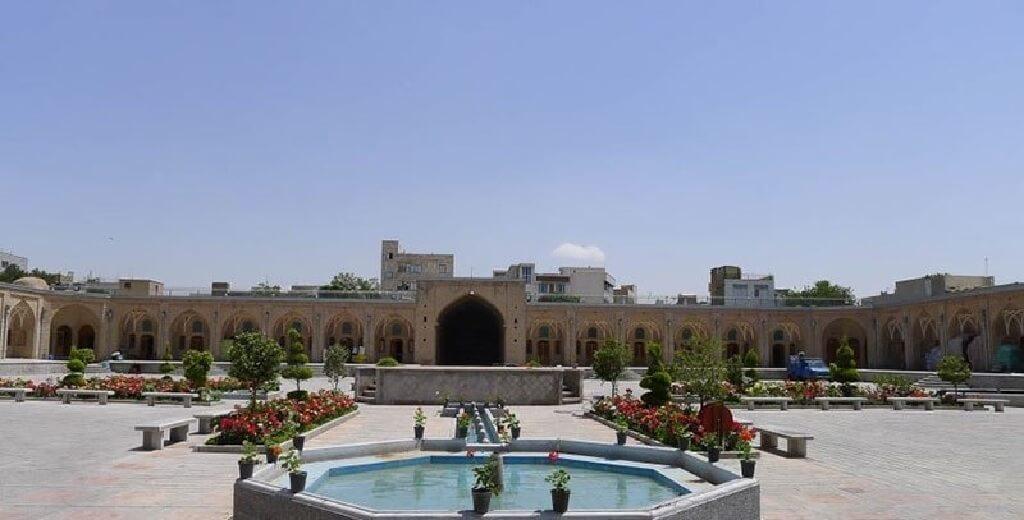 گنجینهای پنهان در دل تهران