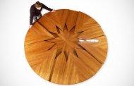 میزی با قابلیت تغییر سایز