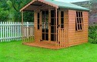 ساخت و طراحی خانه چوبی