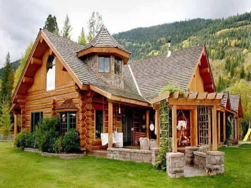سفارش ساخت خانه چوبی
