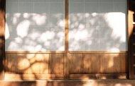 درب چوبی ژاپنی