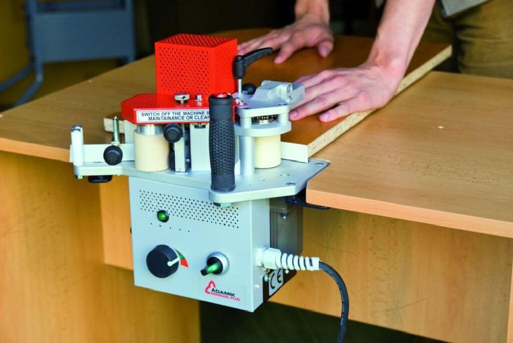آموزش ساخت انواع دستگاه لبه چسبان