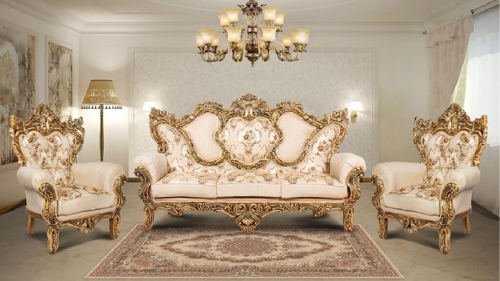 خرید مبلمان سلطنتی