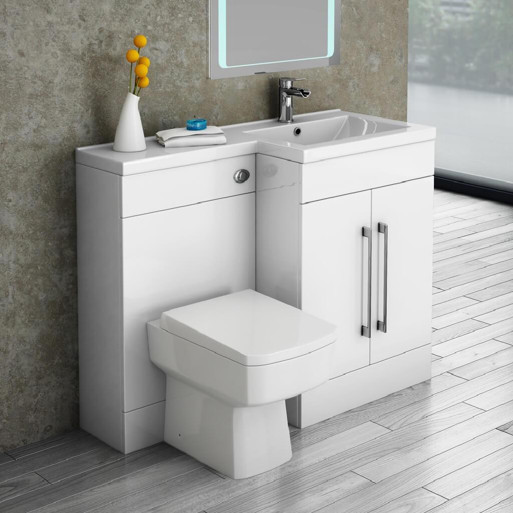 کابینت های دستشویی