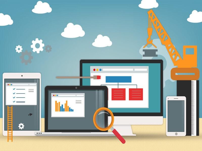 آموزش طراحی سایت