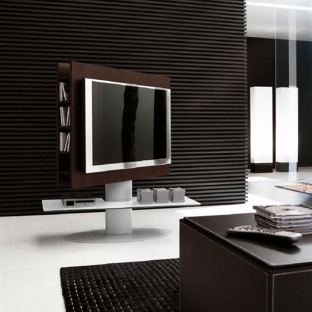 میز تلویزیون پایه بلند