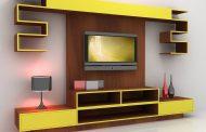 میز تلویزیون تو دیواری