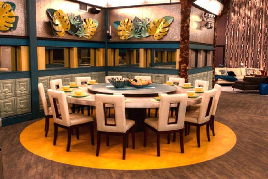 میز وصندلی ناهارخوری دوازده نفره