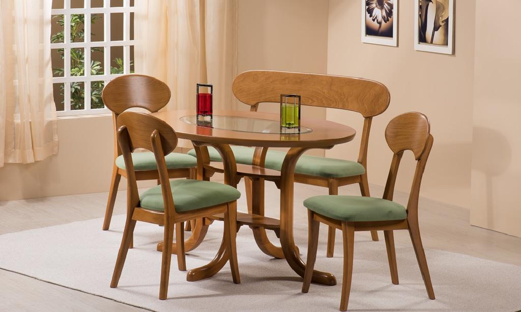 انواع مدل های میز ناهار خوری