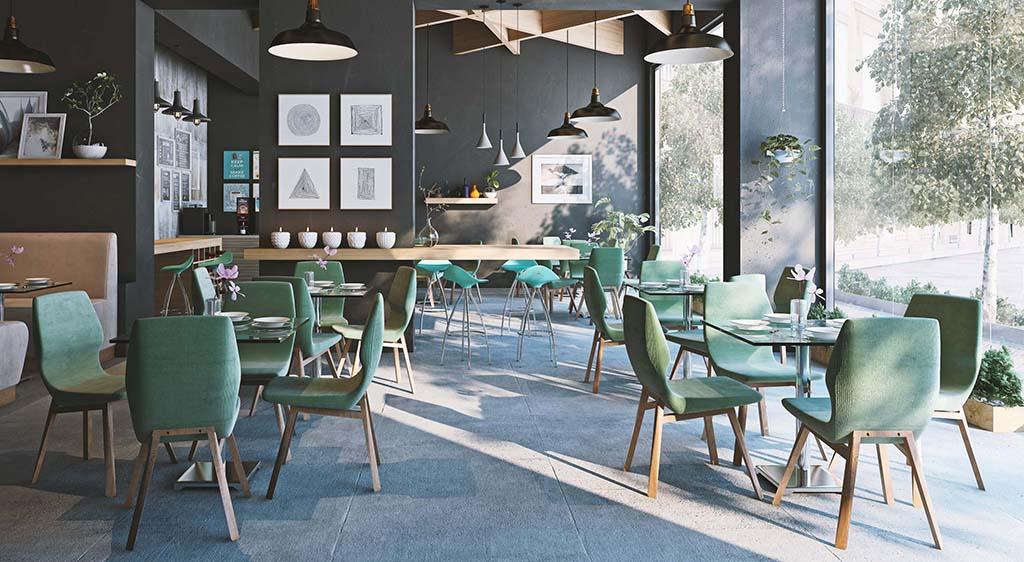 صندلی ناهارخوری نیلپر