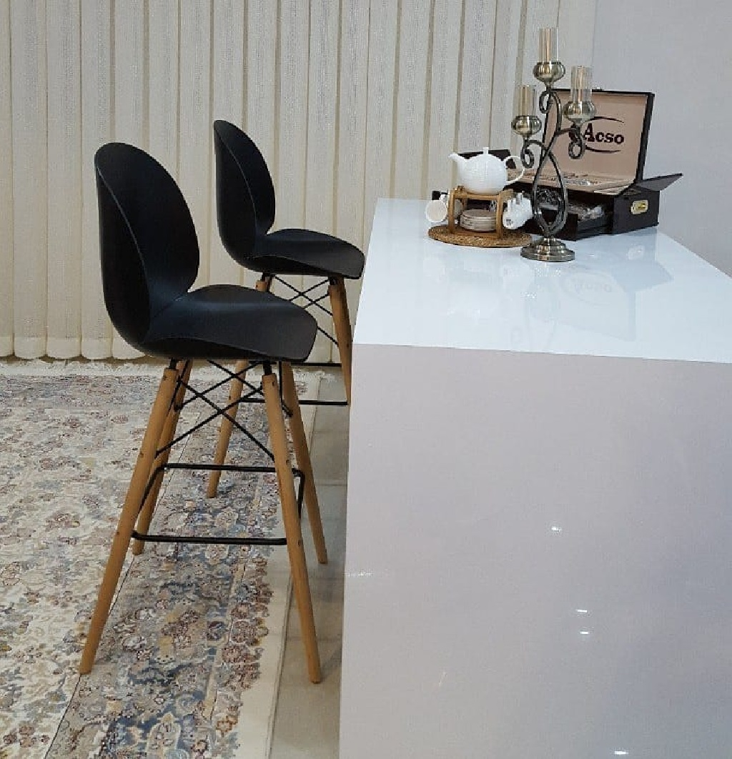 صندلی ناهار خوری بلند