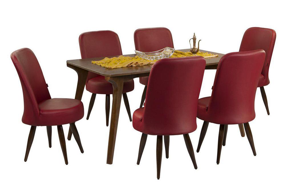 صندلی ناهارخوری جهانتاب