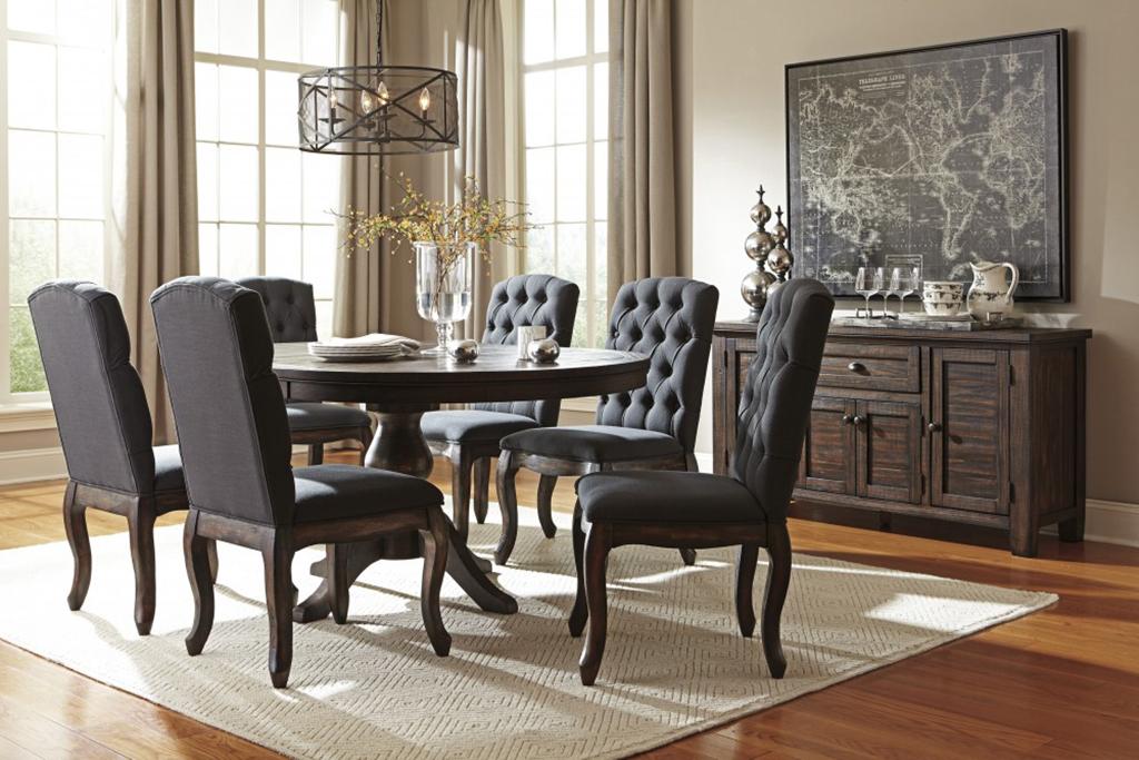صندلی ناهارخوری شش نفره