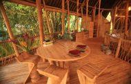 طراحی خانه های چوبی ساحلی