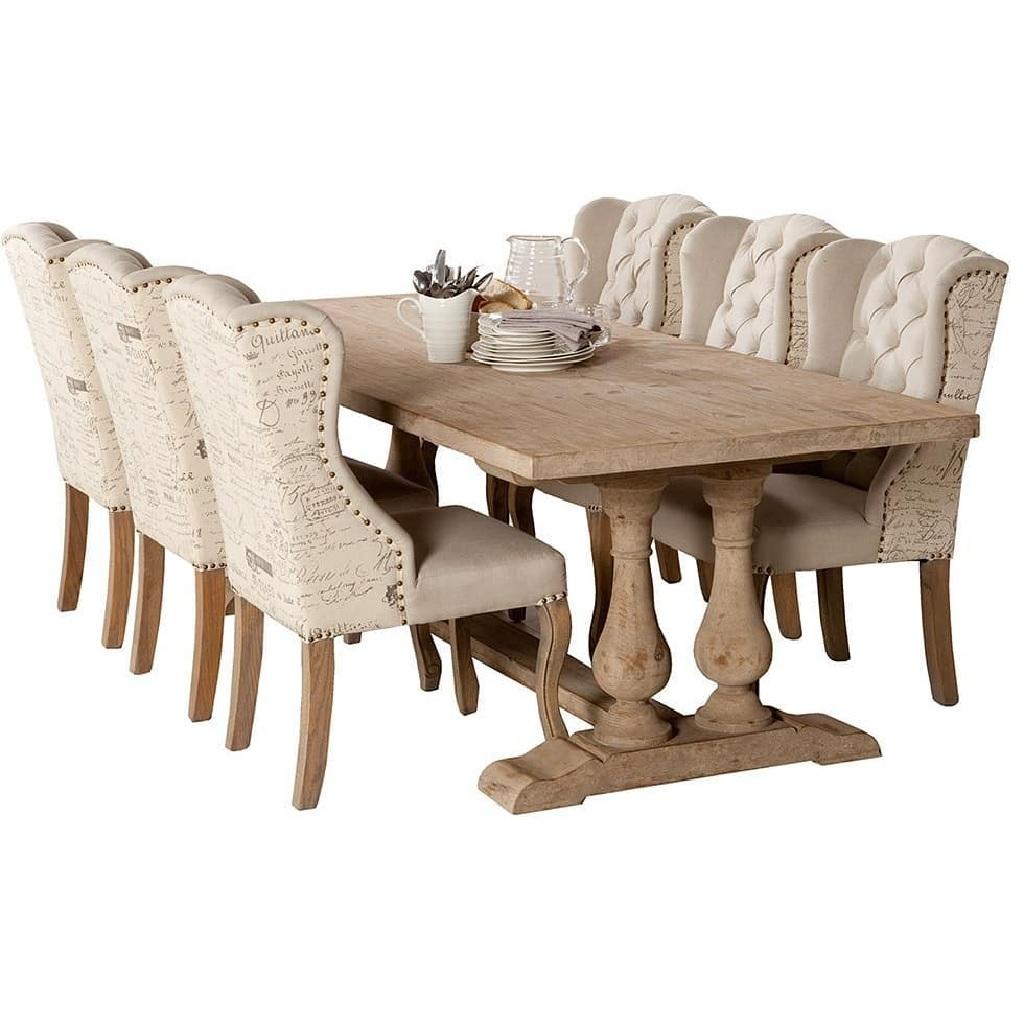 نمونه هایی از صندلی ناهارخوری سبک