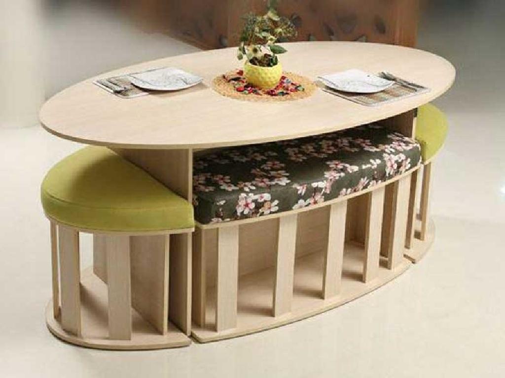 میز و صندلی ناهار خوری کم جا